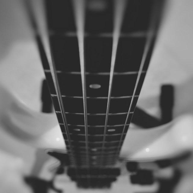 Low Bass Guitar