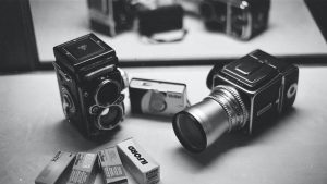 Old Photo Gear