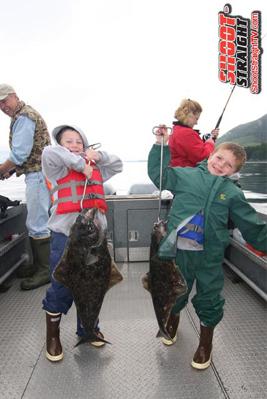 alaska fishing shoot straight tv