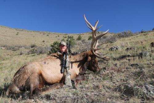 elk hunting shoot straight tv
