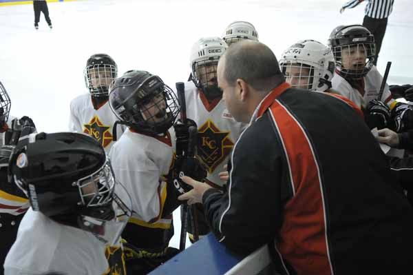 Tips for First Time Hockey Coaches