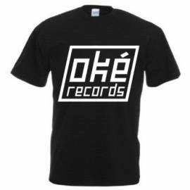 oké records shirt