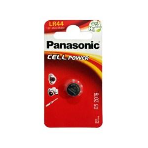 Pile alcaline Panasonic LR44