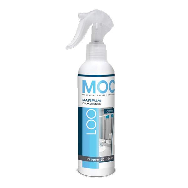 MOC parfum d'ambiance sanitaires et traitement de l'air sanitaires