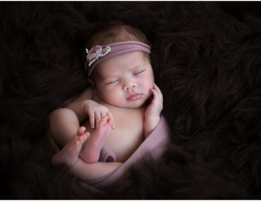 New born fotografie