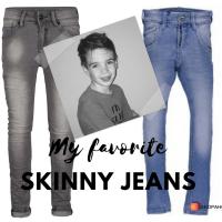 De smalste jeans voor skinny boys