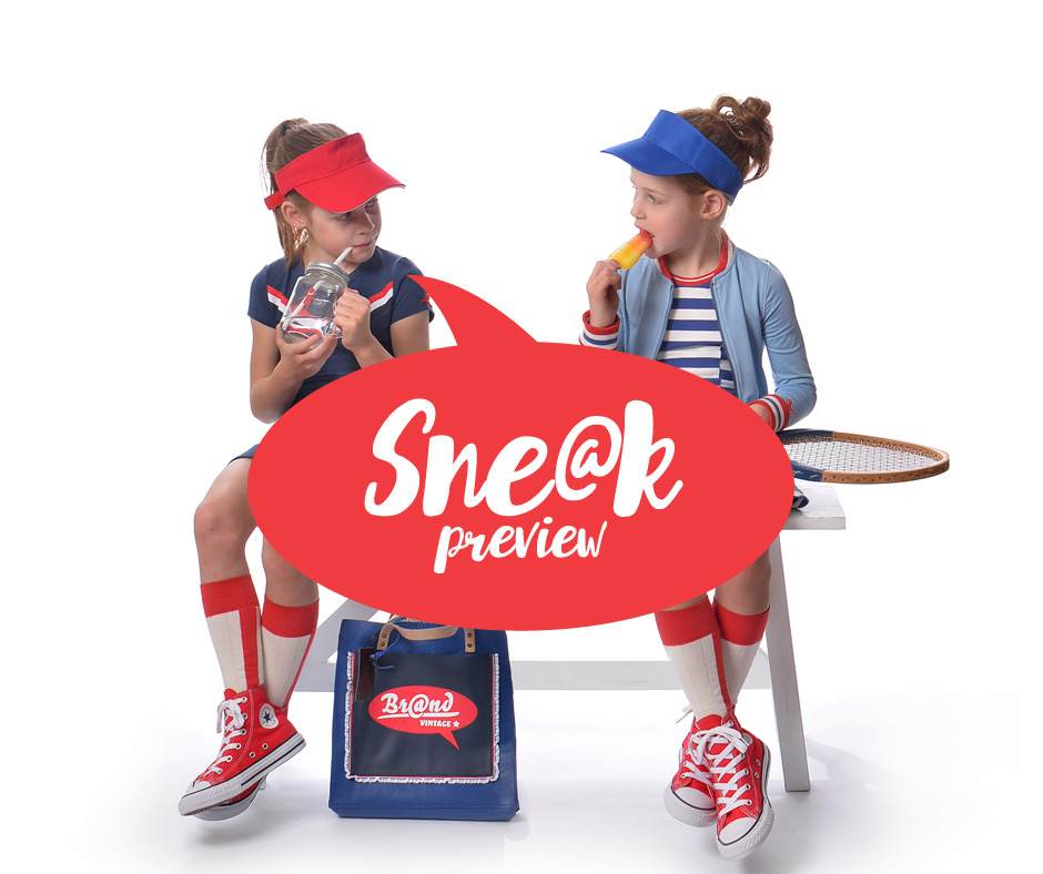 SNEAK! Br@nd for Girls zomer 2018