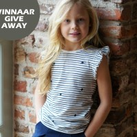WINNAAR GIVE AWAY MISS SOPHIE'S