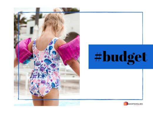Budget zwemkleding voor je dochter