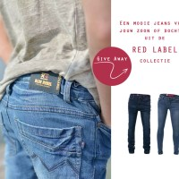 GIVE AWAY! Win een jeans van Blue Rebel!