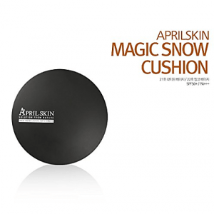 AprilSkin Magic Snow Cushion SPF50+ / PA+++ (15g) #22 Pink Beige