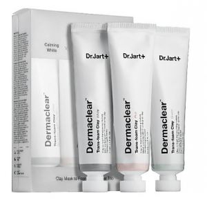 Dr.jart Dermaclear Trans Foam Clay 3type SET (50mlx3pcs)