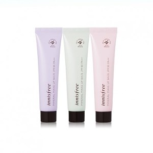 innisfree MINERAL MAKE UP BASE SPF30 PA++ #02 GREEN COLOR 40ml