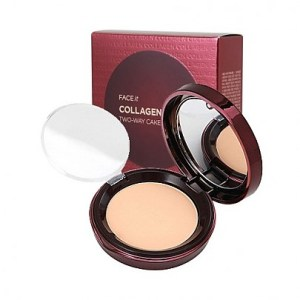 The face shop FACE it Collagen EX Two-Way Cake NB21