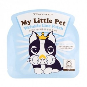 Tonymoly My Litte Pet Wrinkle Line Patch