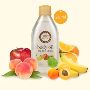 Amore Pacific Happy Bath Real Moisture Body Oil main