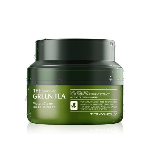 Tonymoly-The-Chok-Chok-Green-Tea-Watery-Cream-shopandshop-1