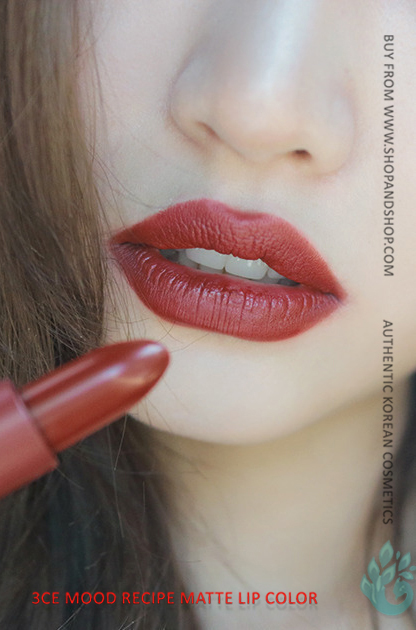 3ce-mood-recipe-matte-lip-color-909-shopandshop-india-review-16