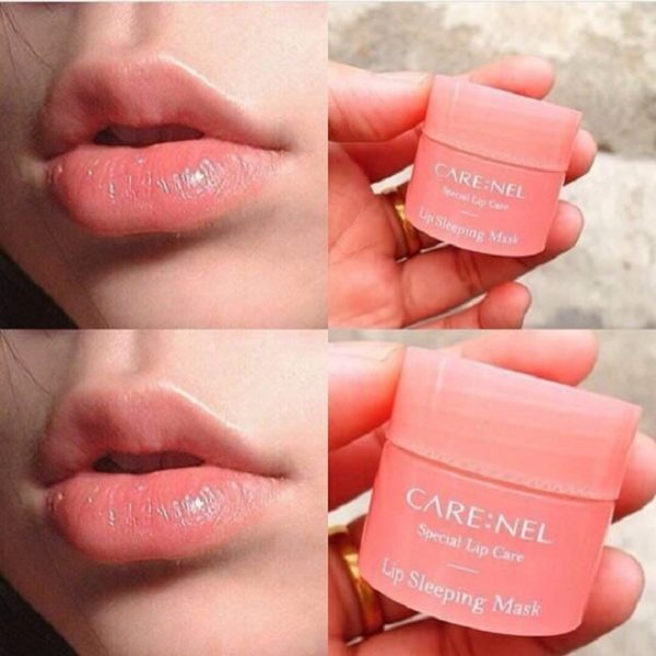 CARENEL Lip Sleeping Mask 1 ~ 5pcs Lot Maintaining moist lips all day long (1)