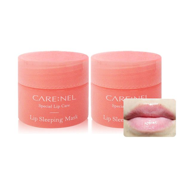 CARENEL Lip Sleeping Mask 1 ~ 5pcs Lot Maintaining moist lips all day long (7)