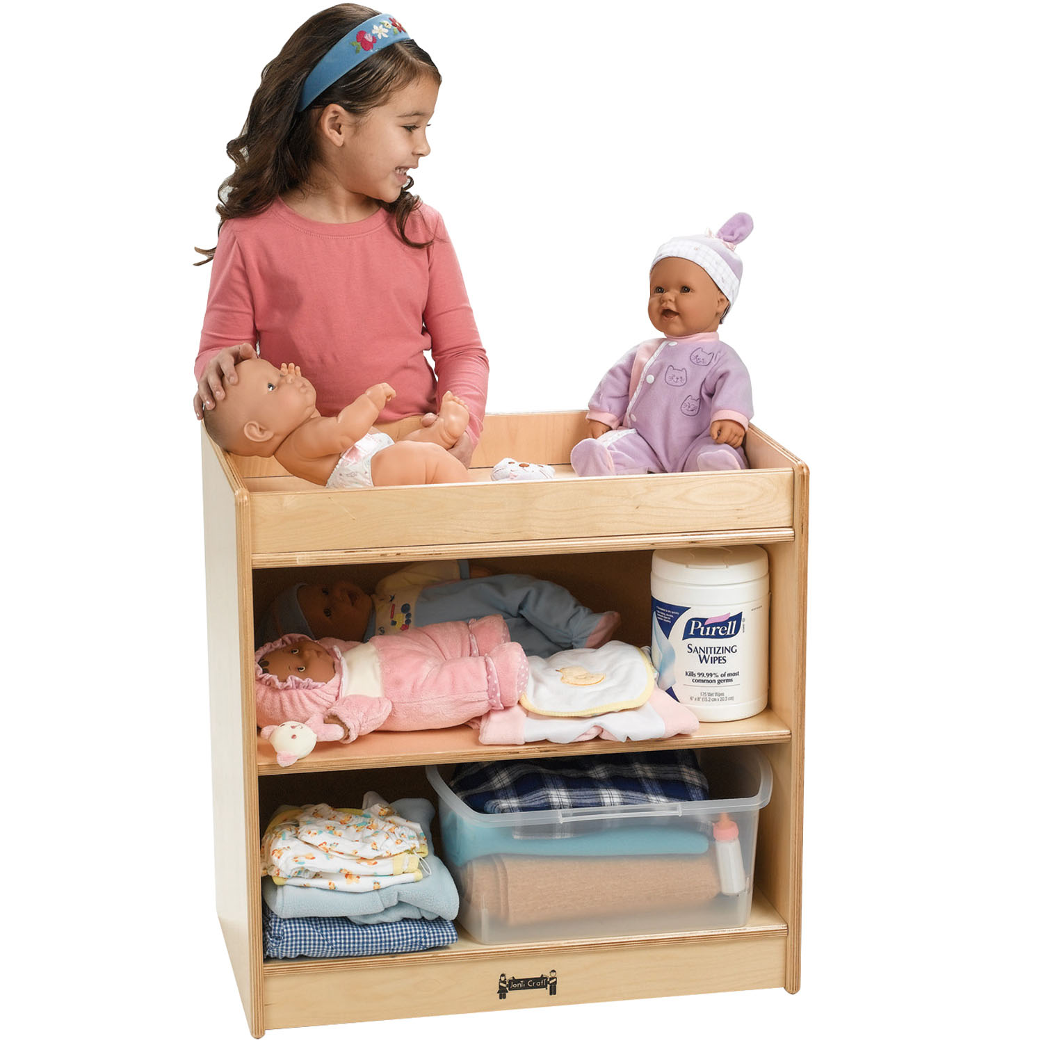 doll changing table changing table for dolls becker s school supplies