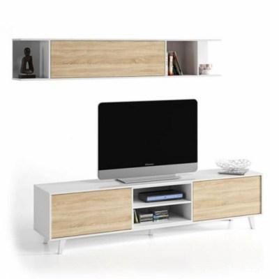 MOBILE BASSO TV ZAIKEN PLUS+ MENSOLA MIS 0,51X1,80