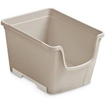 CONTENITORE MULTIUSO WOW BOX S COL.TORTORA