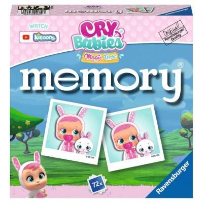 MEMORY CRY BABIES