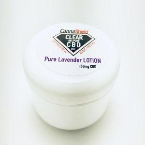 Cannashield Pure Lavender Lotion