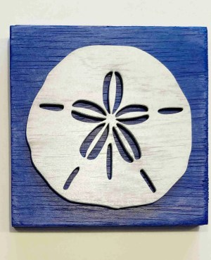 sand dollar nautical decor ocean decor sand dollar sign