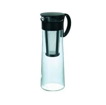 Hario Black Cold Brew Coffee Pot - 1 Litre