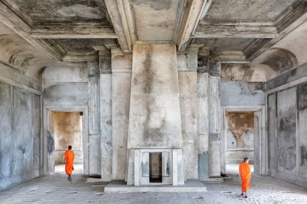 julien-cresp, photographe d'architectures abandonnées