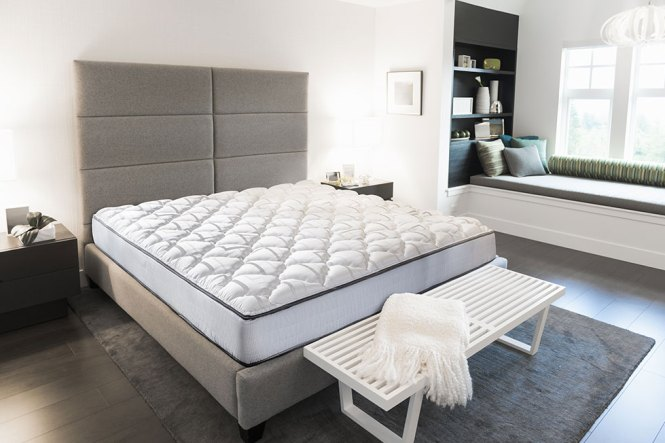 Foam Mattress Box Spring Set