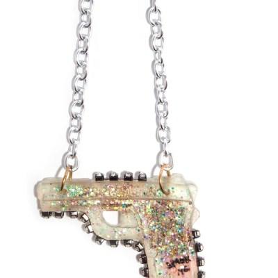gun necklace 1