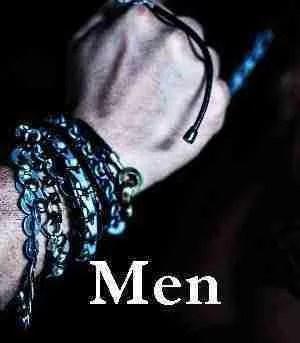 Alternative fashion - steampunk men jewelry