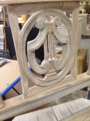 bench - detail