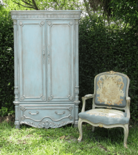 Armoire - final result