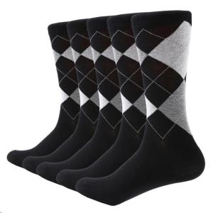 10 pair/lot Men's socks solid color Cotton Socks - ShopeeBazar