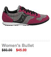 Saucony Bullet Sneaker