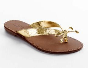Ann Taylor LOFT Vlada Bow Sandal