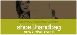 Last Call by Neiman Marcus Shoe & Handbag Event