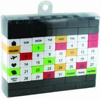 Lego Puzzle Calendar