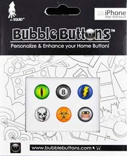 Bubble Buttons for iPhone - Gifts for Teen Boys