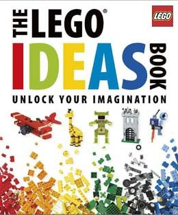 The Lego Ideas Book - gifts for kids - #ffgiftguide