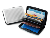 credit card wallet - Stocking Stuffers for Men - FantabulouslyFrugal.com 2012 Holiday Gift Guide - #giftguide #stockingstuffers