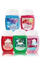 5-Pack Holiday Hand Sanitizer
