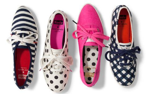 Keds Kate Spade Collection