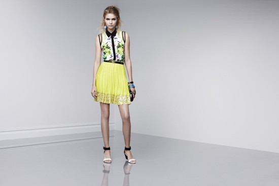 Prabal Gurung for Taget Lookbook