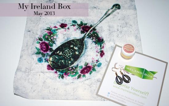 My Ireland Box - May 2013