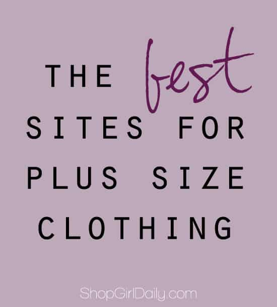 This online consignment store sells tons of plus size clothing at deep discounts and offers a selection that is a plus size thrifters dream! Sizes up to 38, prices starting around just $2!!! Shopping tip: there is not a plus size section, the easiest way to shop is to filter items by size!!!